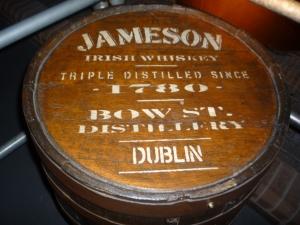Jameson Barrel